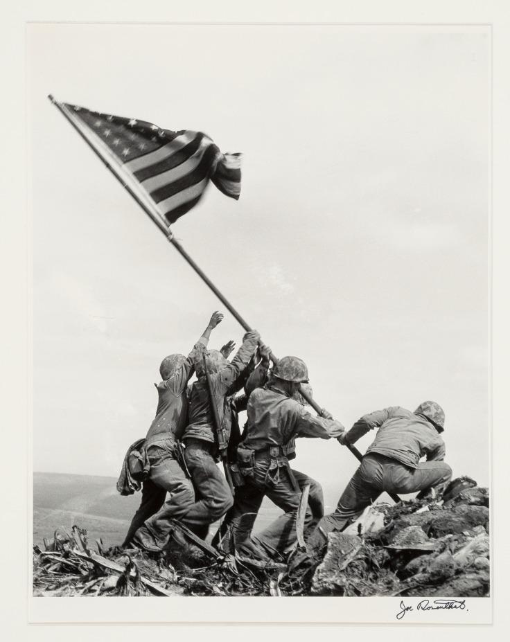 Raising-the-Flag-on-Mt.-Suribachi-Iwo-Jima-1945