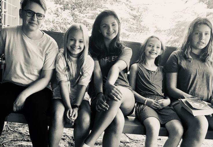5 Granddaughters